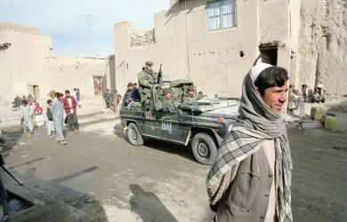 Afghanistanveteraan Jeroen Jansen
