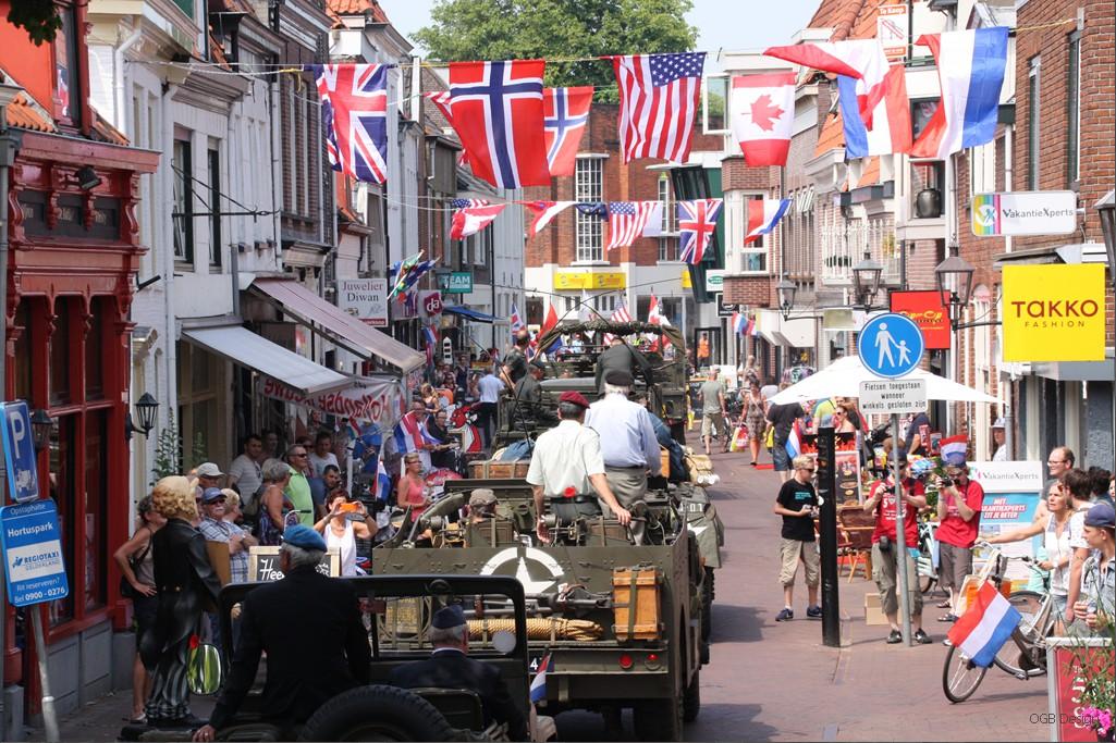 11de Regionale Veteranendag Noord West Veluwe @ Generaal Spoorkazerne | Putten | Gelderland | Netherlands