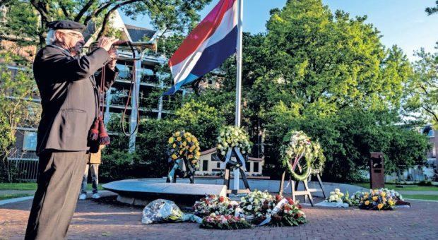 Dodenherdenking Vrijheidspark Tilburg