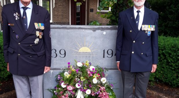 Nationale Veteranendag in Schagen